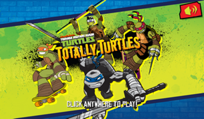 تصویر از توتال لاک پشت ها - بازی آنلاین لاک پشت های نینجا
