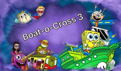 تصویر از قایقرانی - بازی آنلاین لاک پشت های نینجا