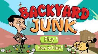 تصویر از آشغال حیاط خلوت - بازی آنلاین مستربین