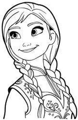 تصویر از Frozen1 - تصویر رنگ آمیزی فروزن