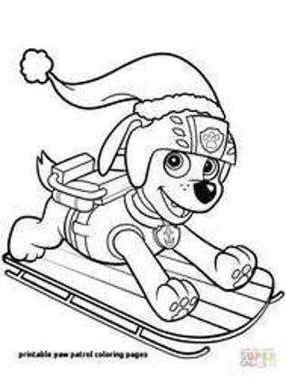 تصویر از Papatrol7 - تصویر رنگ آمیزی سگهای نگهبان