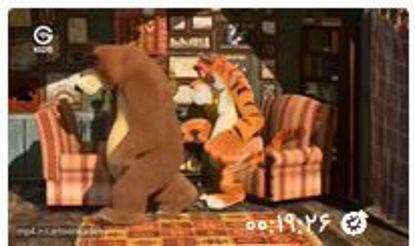 تصویر از ازی شطرنج - انیمیشن ماشا و میشا