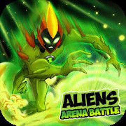 تصویر از Aliens Arena: Mega Alien War Transform - بازی اندرویدی بن تن